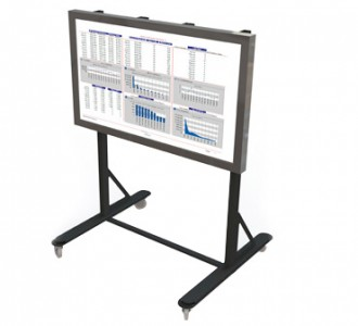 RCE Series Mobile Stand for Large LCD Screen