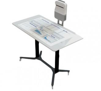 Interactive Projector & Display Trolleys