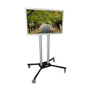 Mobile Plasma & LCD Display Floor Stand - Economy