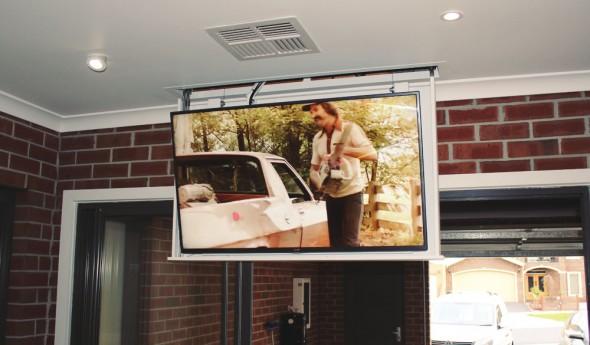 Ultralift Descender Series – For 46″-50″ LED TV's