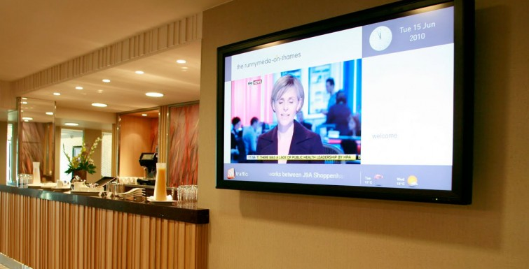 The Rise of Targeted Content Delivery on Connected Digital Signage Displays