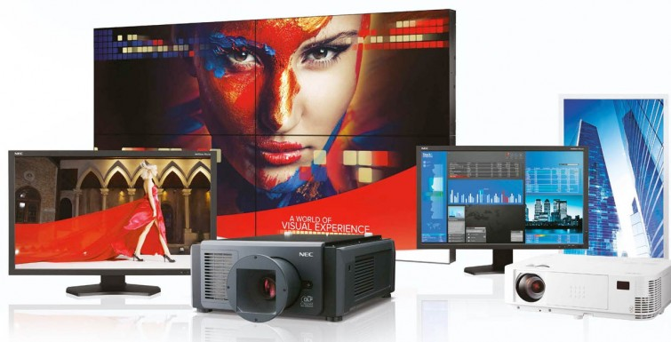 NEC adds 55-inch Ultra-Narrow Bezel Display to Video Wall Portfolio