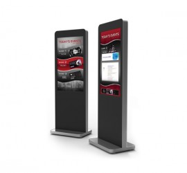 HDI DS4740PT touch screen Interactive Kiosk