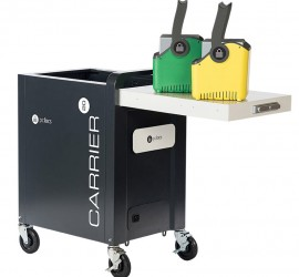 PC Locs Carrier 20 Cart ipad trolley laptop