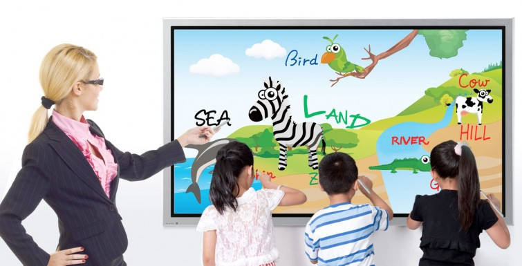 Interactive Whiteboard 101 — A Resource of Activities for Literacy Instruction