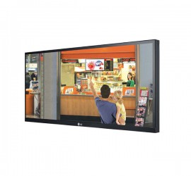 "LG WR Series 29"" LED Stretched Panel"
