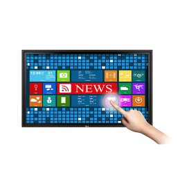 """LG 42""""-84"""" 10 Point Interactive Multi-Touch Display"""