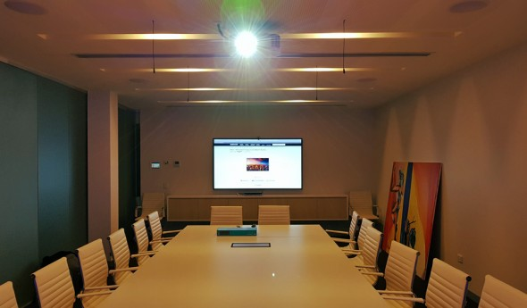 The Knowles Group – Boardroom