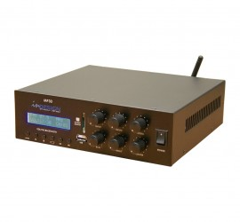 inDESIGN MP30 30w Mixer Amplifier with Bluetooth, SD, USB, FM Radio