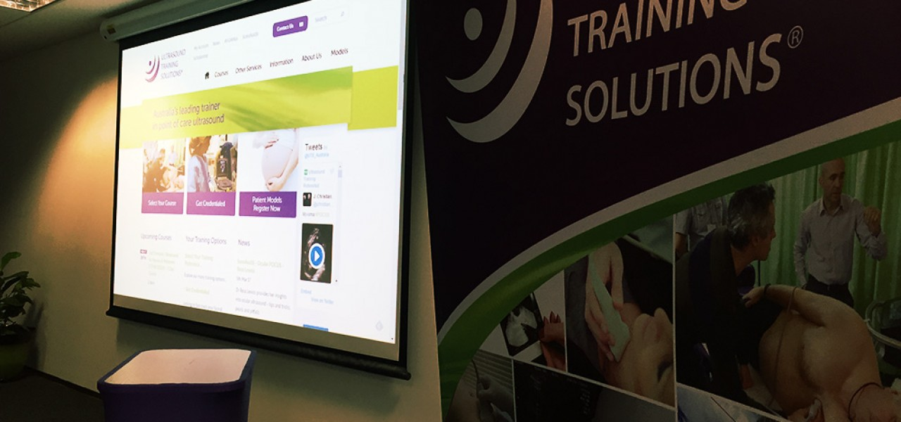 Ultrasound Training Solutions