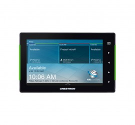 "Crestron TSS-752 7"" Room Scheduling Touch Screen Melbourne"