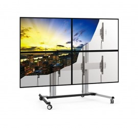 "Portable Video Wall 2x2 55"" Melbourne"