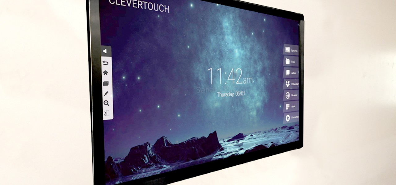 Ave Maria College – Clevertouch