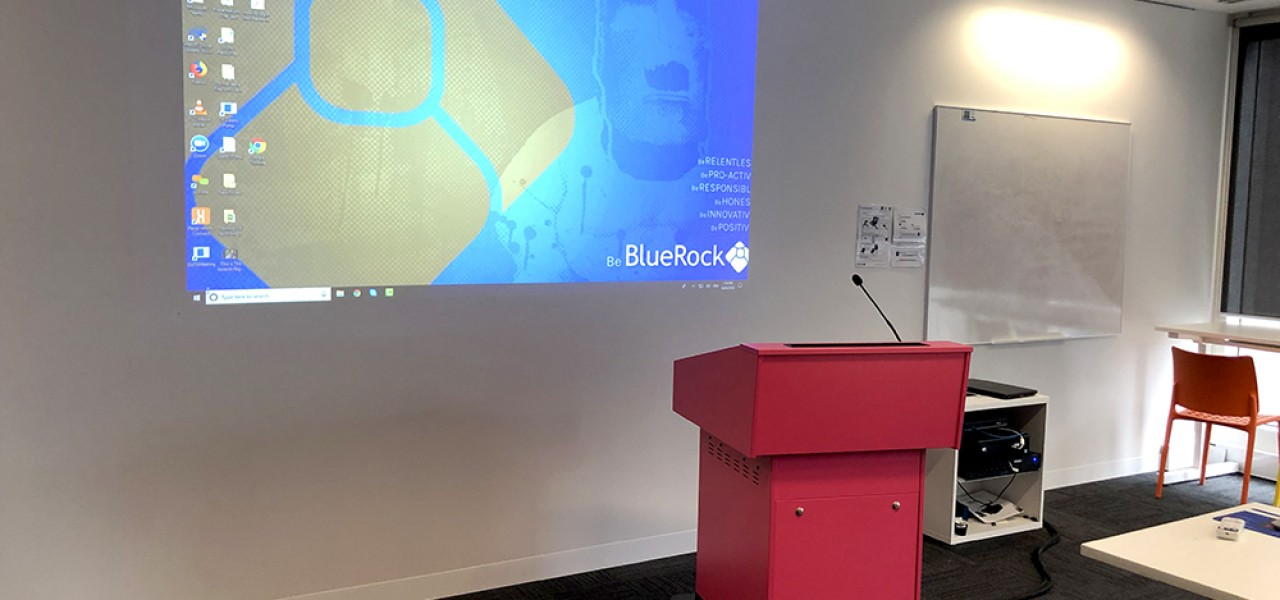 BlueRock Group – The Lab