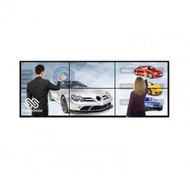 NEC modular interactive video wall touch screen melbourne australia