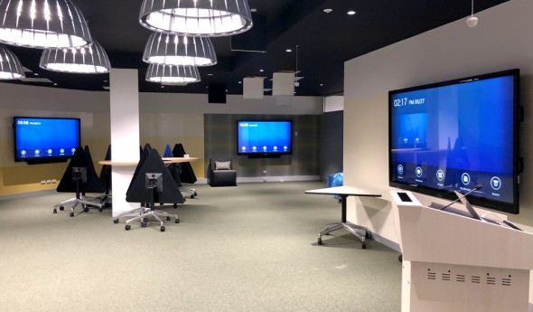 City of Whittlesea – Innovation Hub & Training Room