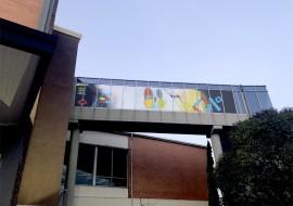 Kingston Arts Centre – Creative Multi Projection