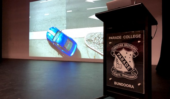 Parade College – Rivergum Theatre