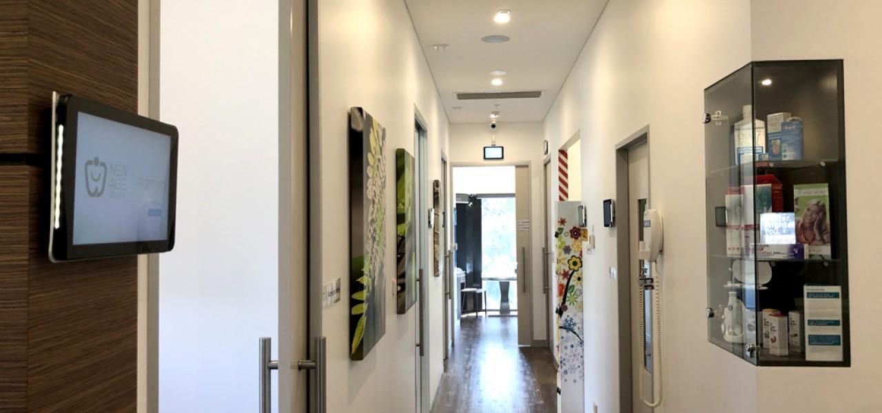 New Age Dental – Digital Sign Boards