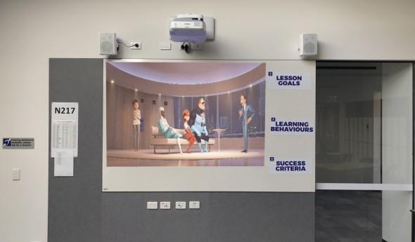 Brighton Secondary College – Epson Projectors