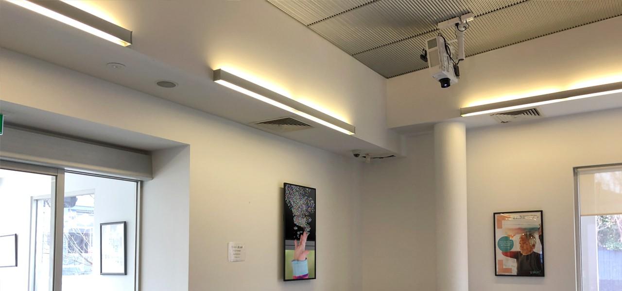 High Street Medical & Dental Centre – Interactive Floor Projection