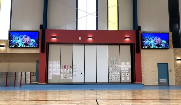 Lalor Gardens Primary School – Gymnasium AV Upgrade