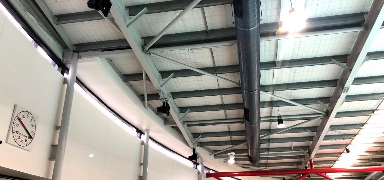 Maribyrnong Aquatic Centre – Audac Audio Solution