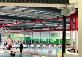 Maribyrnong Aquatic Centre – Audac Audio Solution