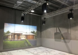 Combined Builders Network – Scaled, Life Size Plans with Floor Projection