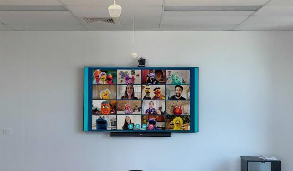Thetford Australia – Boardroom Presentation & Video Conference