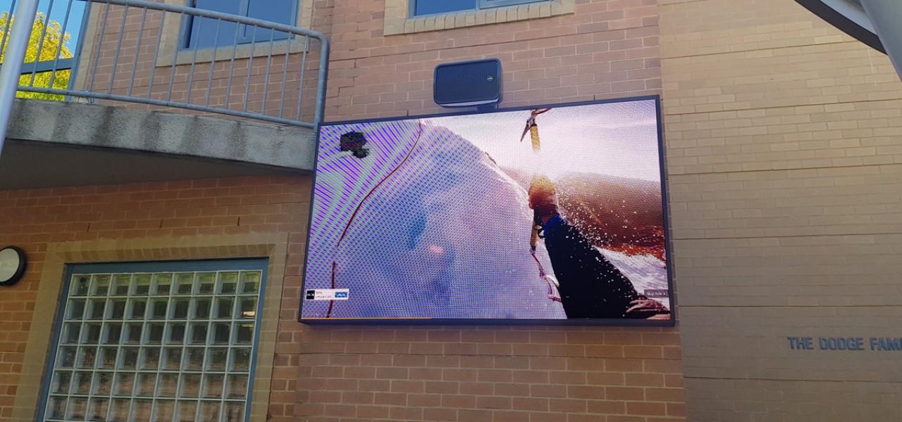 Bialik College – Outdoor LED Displays