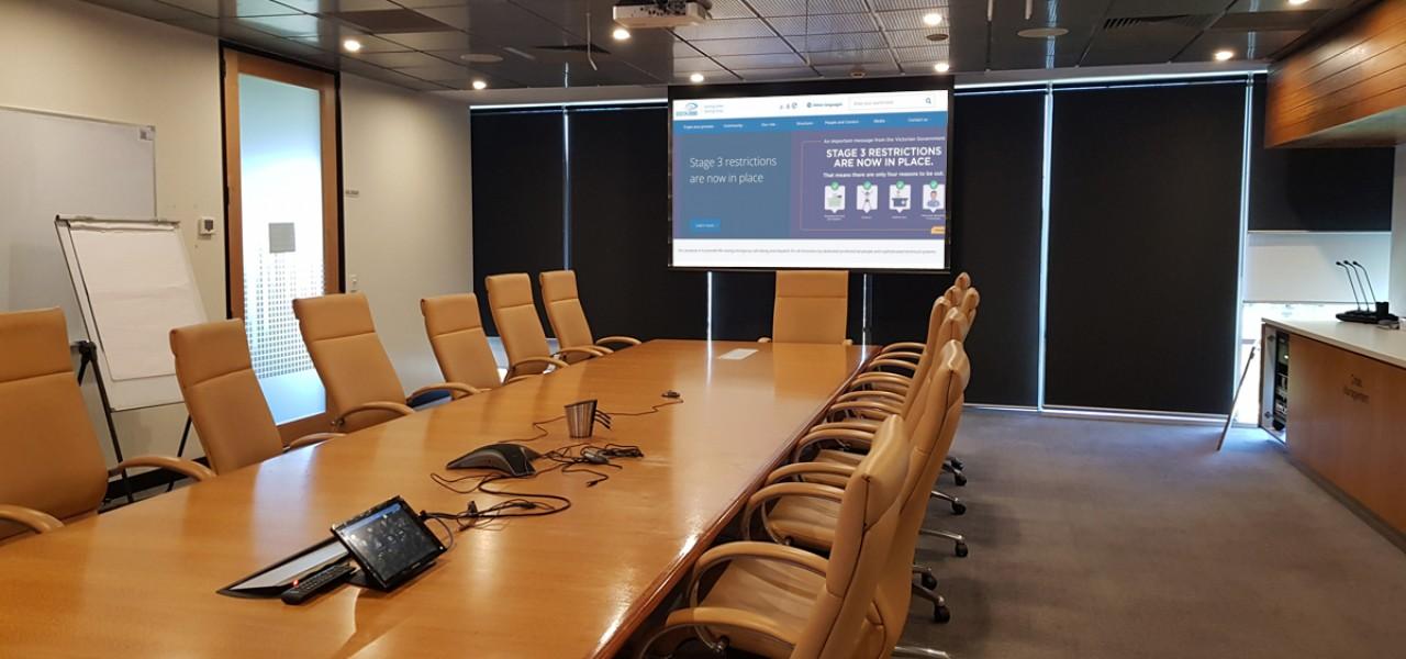 ESTA – Crestron Video Conferencing