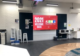 Mount Clear College – 2021 Audio Visual Works