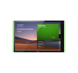 Crestron Microsoft Teams Room Booking Panel System Melbourne