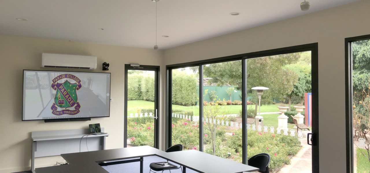 Parade College – Sony Displays and Video Conferencing