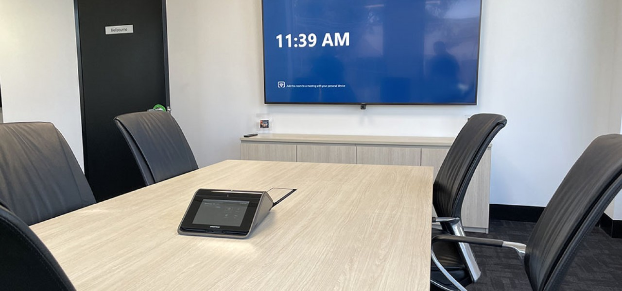 Fisher and Paykel – Sony Displays and Crestron Video Conferencing