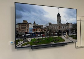 Mount Clear College – Sony Displays