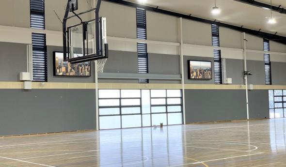 Heathmont College – Gymnasium AV Upgrade