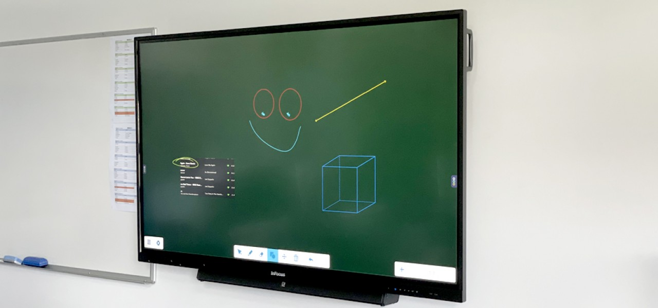 Penleigh & Essendon Grammar School – InFocus J Touch Installs